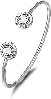 ميستيج اساور ذراع كاجوال للنساء , فولاذ مقاوم للصدأ , MSBR3457