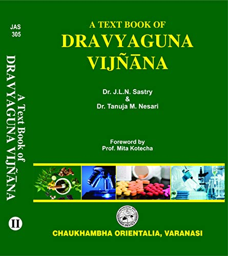 A Text Book of Dravyaguna Vijnana (Volume 2)