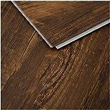 """SELKIRK Vinyl Plank Flooring-Waterproof Click Lock Wood Grain-5.5mm SPC Rigid Core (48-1/32"""" X 7-7/32"""") Zelda SK549 (28.84sqft)/Box"""