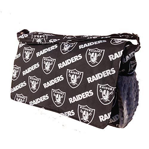 Diaper Bag- Raiders/Grey