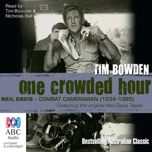 One Crowded Hour audiobook cover art