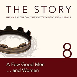 The Story, NIV: Chapter 8 - A Few Good Men...and Women cover art