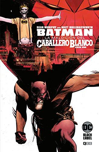 Batman: La Maldición Del Caballero Blanco núm. 01 (De 8) (Batman: La maldición del Caballero Blanco (O.C))