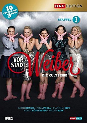 Staffel 3 (Österreich Version) (3 DVDs)
