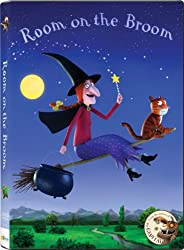 Best Halloween Movies for Kids - Room on the Broom