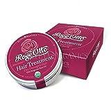 Alteya Bio Haarpflege Rose 100ml – USDA Organic-zertifiziert Rein Natürlich Aufbauend und Belebend Haarpflege und -spülung auf der Basis von Rosenöl (Damaszener Rose) in therapeutischer Qualität