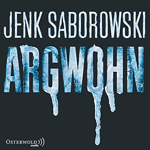 Argwohn audiobook cover art