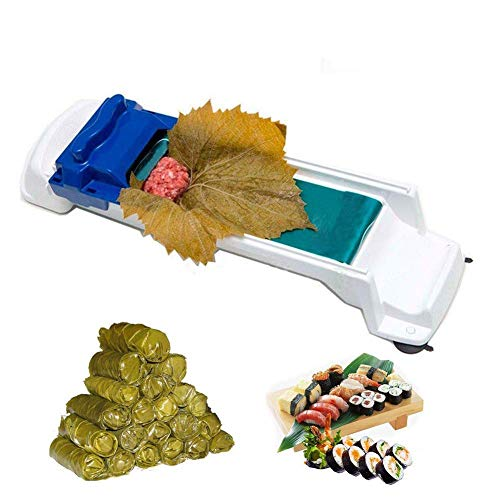 Sushi Mold Vegetable Meat Rolling Tool Dolma Sarma Roller Magic Roller Stuffed Garpe Cabbage Leave Grape Leaf Machine