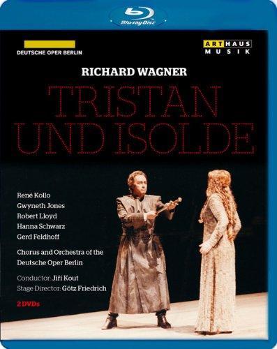 リヒャルト・ワーグナー:楽劇「トリスタンとイゾルデ」[Blu-ray]