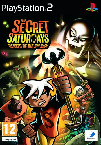 The Secret Saturdays: Beasts of the 5th Sun (PS2) [Edizione: Regno Unito]