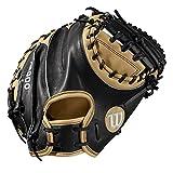 Wilson A2000 CM33 33' Catcher's Baseball Mitt - Right Hand Throw