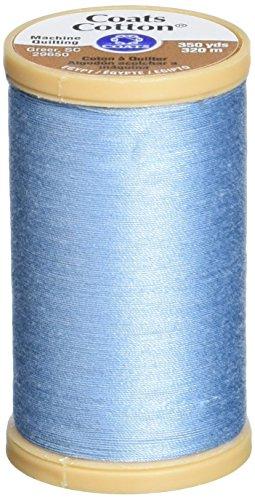 Blue Machine Quilting Cotton Thread 350 Yards S975-4320
