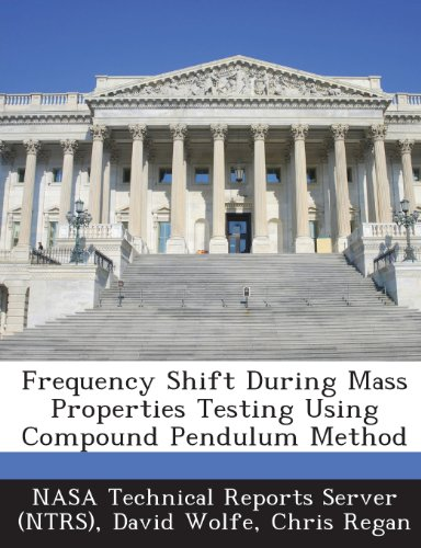 Download Frequency Shift During Mass Properties Testing Using Compound Pendulum Method 1289156557