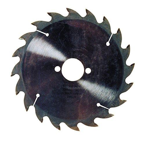 Scid - Lame pour scie circulaire / Ep. 2,8 mm - 20 dents - 160 x 20/16