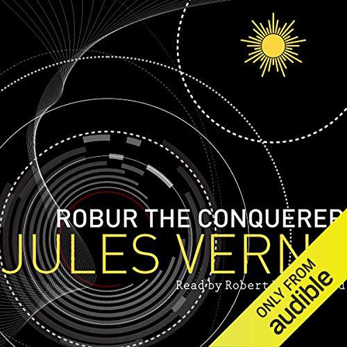 Robur the Conqueror cover art
