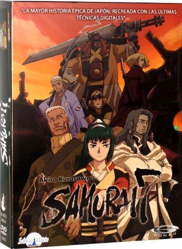 Samurai 7 (Edición integral) [DVD]