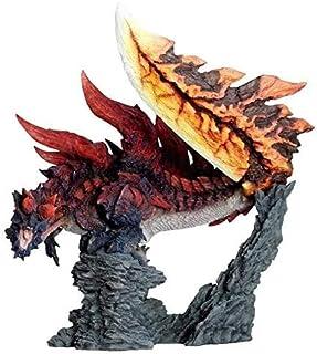 ZJZNB Juego en Línea Limitado Big Monster Hunter World Dinovaldo Monster Dragon Modelo de Juguete Recoger Monster Figure Action, Dinovaldored