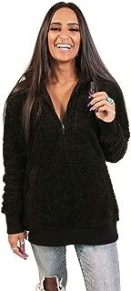 Best sherpa lined sweatshirt jacket Reviews