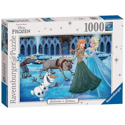 4882 ラベンスバーガー ディズニー アナと雪の女王 ジグソーパズル パズル 1000ピース  Disney Frozen [並行輸入品]