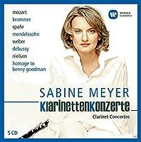 Clarinet Concertos: Vol. II by Sabine Meyer (2014-08-26)