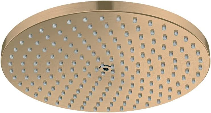 hansgrohe Club 9-inch Showerhead Modern -Spray Bronze Brushed in Gifts Max 77% OFF