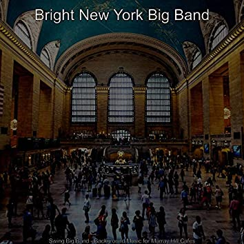 Swing Big Band - Background Music for Murray Hill Cafes