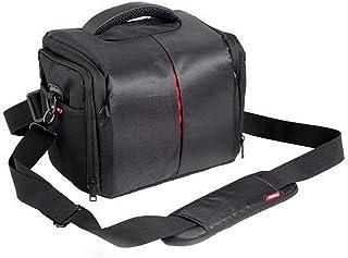 PROMAGE EOS- 5004E Waterproof Anti-Shock DSLR Camera Bag for Canon, Nikon, Samsung, and Sony - Black