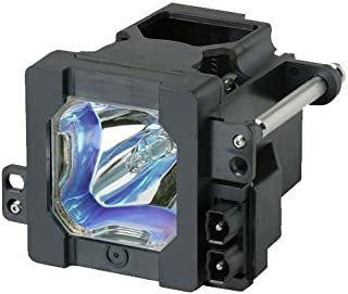 Compatible con JVC TS_CL110UAA TV Lámpara de repuesto con la Vivienda