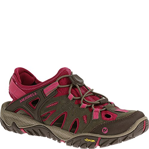Merrell All out Blaze Sieve, Escarpines para Mujer