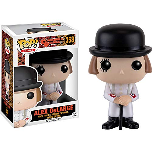 Funko Vinyl: A Clockwork Orange: Alex, Talla única (10127)