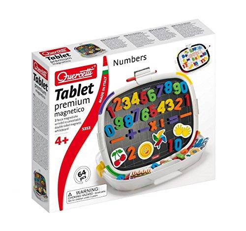 Quercetti – Q5353 – Premium tablet-cijfers