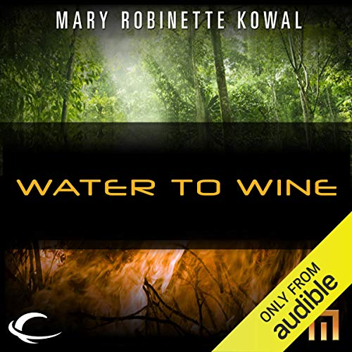 Water to Wine audiobook cover art