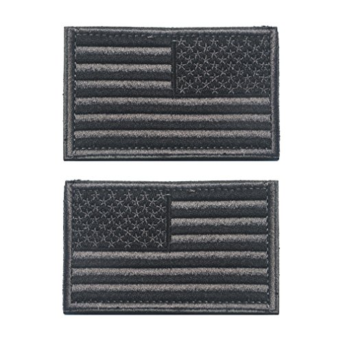 Top 10 reverse american flag patch pvc for 2021