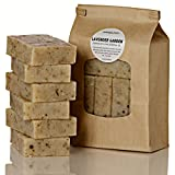 SIMPLICI Lavender Bar Soap Value Bag (6 Bars)