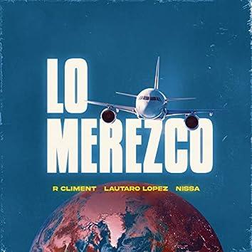 Lo Merezco (feat. Lautaro Lopez)
