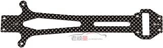 Junsi 2.0MM Carbon Fiber Top Brace Deck for LC Racing EMB-1 Buggy EMB-MT Monster Truck