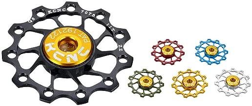 KCNC Jockey Wheel Pulley Ultra Light 13T Shimano Campagnolo SRAM BIKE RED