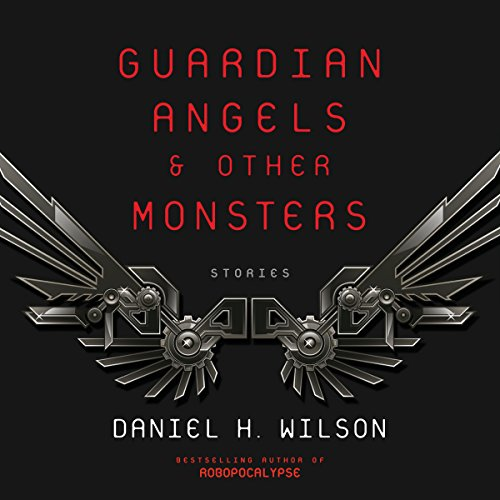 Guardian Angels and Other Monsters audiobook cover art