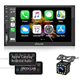 Best Double Din Car Stereos - 7 Inch Double Din Car Stereo with Apple Review