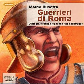 Guerrieri di Roma copertina