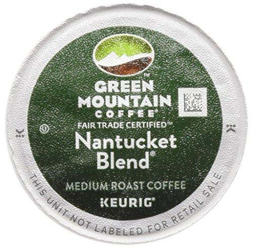 Green Mountain Coffee Keurig Nantucket Blend (80 K-Cups) - Packaging May Vary