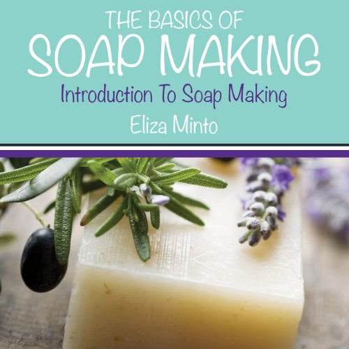 The Basics of Soap Making audiobook cover art