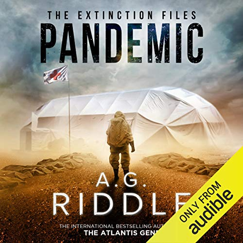 Page de couverture de Pandemic