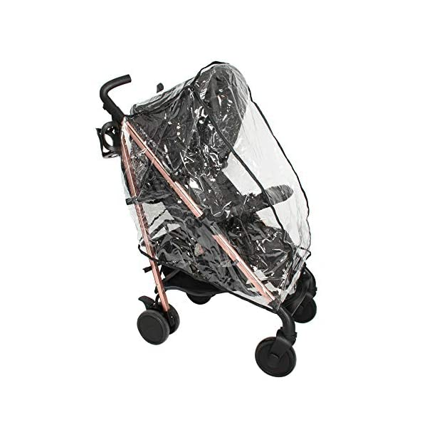My Babiie Dreamiie by Samantha Faiers MB51 Black Marble Stroller My Babiie Suitable from birth to maximum 15kg Extendable 3 position canopy Lockable swivel front wheels 3