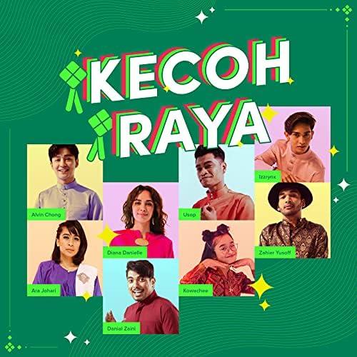 Alvin Chong, Ara Johari & Usop feat. Danial Zaini, Diana Danielle, Izzrin Irfan, Kowachee & Zahier Yusoff