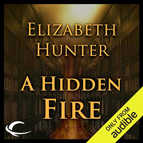 A Hidden Fire audiobook cover art