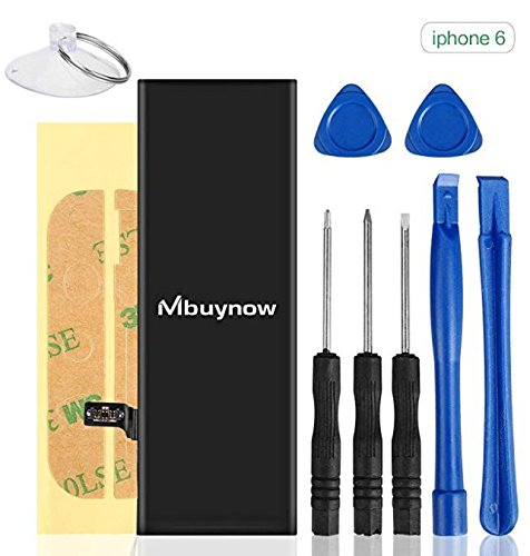 Mbuynow Batería del iPhone 6