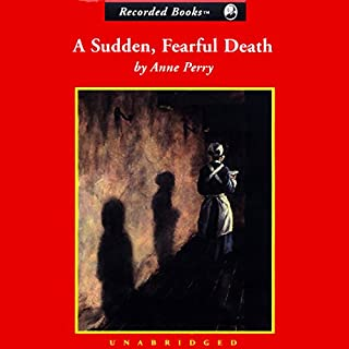 A Sudden, Fearful Death audiobook cover art