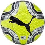 Puma Final 1 Statement (FIFA Quality Pro) Ballon De Foot Lemon Tonic-Silver-Puma Black 5
