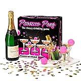 Phrat Beer Pong Becher, Partybecher Trinkspiel Set...